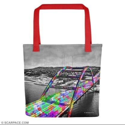 Tote Bag, 360 Pennybacker Bridge – Austin, Texas
