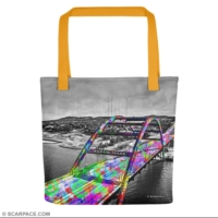 Tote Bag, 360 Pennybacker Bridge – Austin, Texas